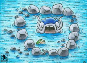 Fischmaul (Zelda - Link's Awakening)