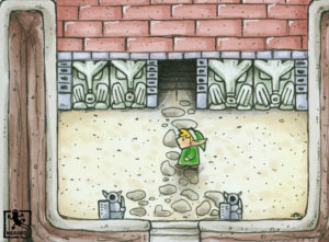 Maskentempel (Zelda - Link's Awakening)