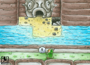 Wunderhöhle (Zelda - Link's Awakening)
