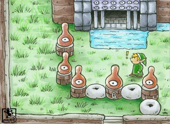 Teufelsvilla (Zelda - Link's Awakening)