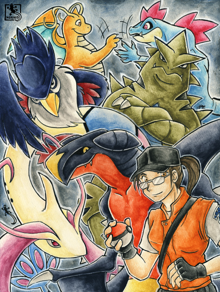 Team Merinid - HeartGold