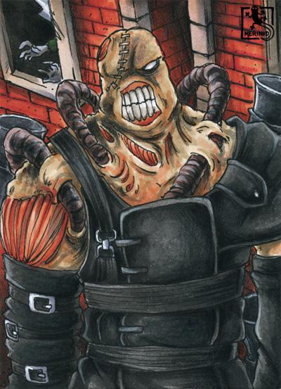 Nemesis (Resident Evil 3)