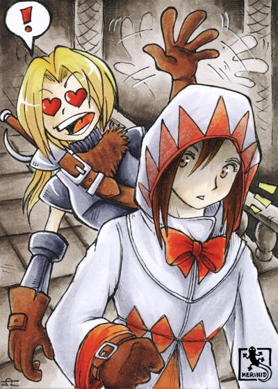 Liebe auf den ersten Blick (Final Fantasy IX)