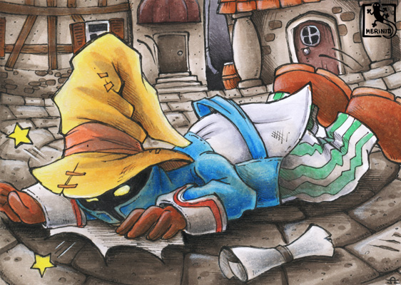 Platsch! (Final Fantasy IX)