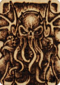 Cthulhu (Holz)