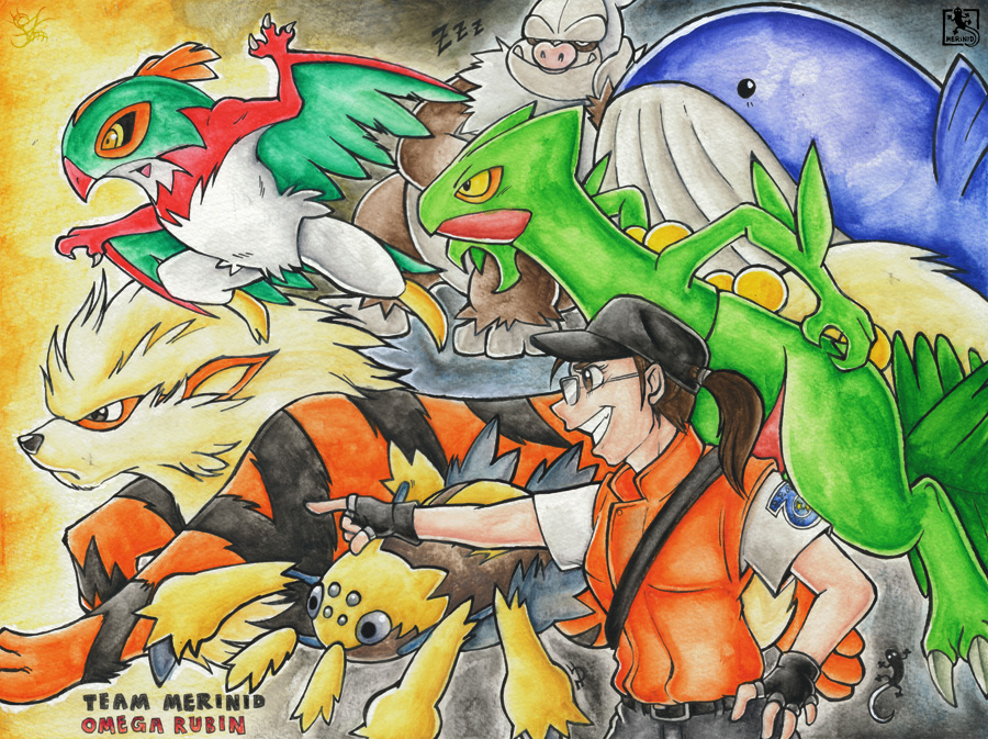 Team Merinid - Omega Ruby