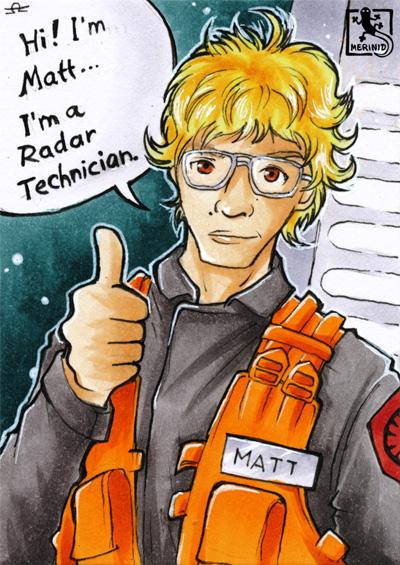 Hi, I'm Matt!