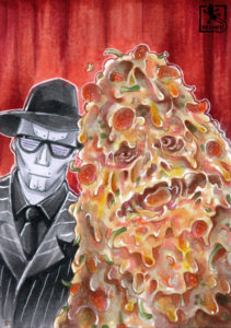 Pizza Mampf - Pizza the Hutt