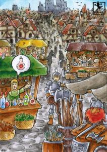 Fantasy-RPG-Markt