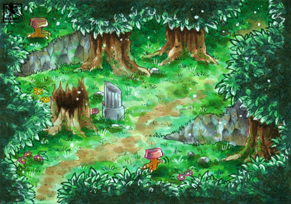 Nebelvulkan (Secret of Mana)