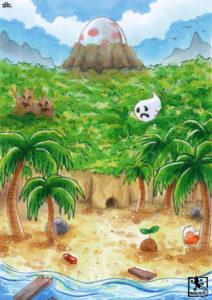 Insel Cocolint (Zelda - Link's Awakening)
