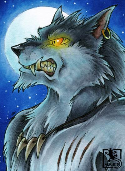 Werwolf - Wildherz