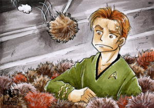 Kennen Sie Tribbles?
