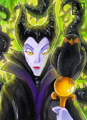 Disney - Maleficent - Dornröschen