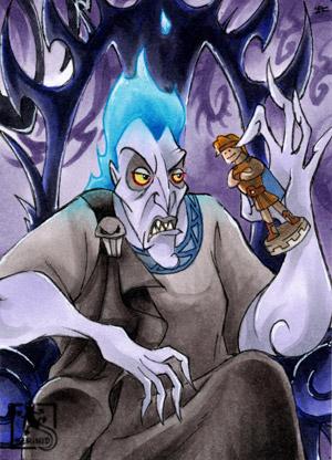 Disney - Hades - Hercules