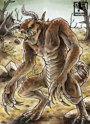 Deathclaw - Todeskralle - Fallout