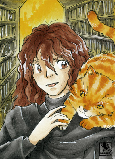 Hermine Granger - Harry Potter