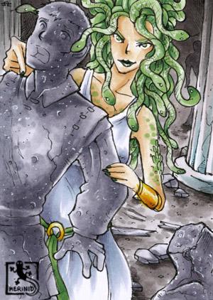 Medusa - Mythos