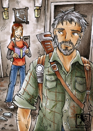 No pun intended - The Last of Us - Ellie und Joel