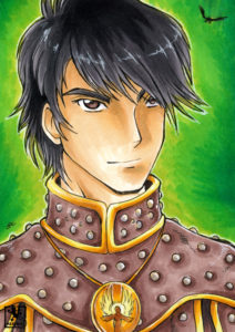 Cedric - Pathfinder RPG - OC