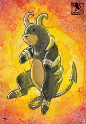 Pokémon Hundemon