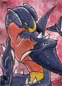 Pokémon Knackrack