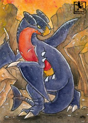 Pokémon Knakrack