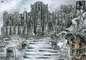 The Elder Scrolls V - Skyrim - Hoch Hrothgar
