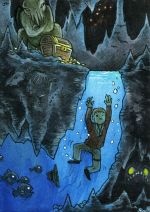Abenteuer - Höhle