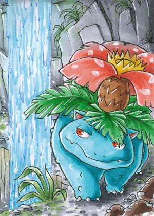 Pokémon - Bisaflor