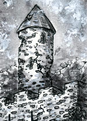 2018 – Merinid – Hobby-Zeichnerin für Fantasy, RPG und ATCs