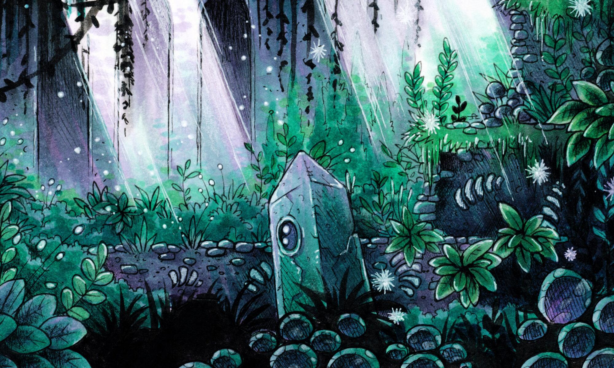 Merinid - Hobby-Zeichnerin für Fantasy & RPG